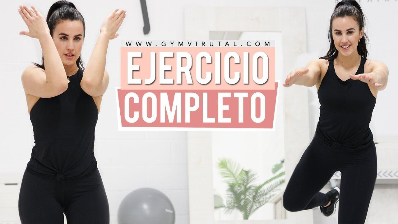 Total body: tonifica tu cuerpo en 14' | full body workout